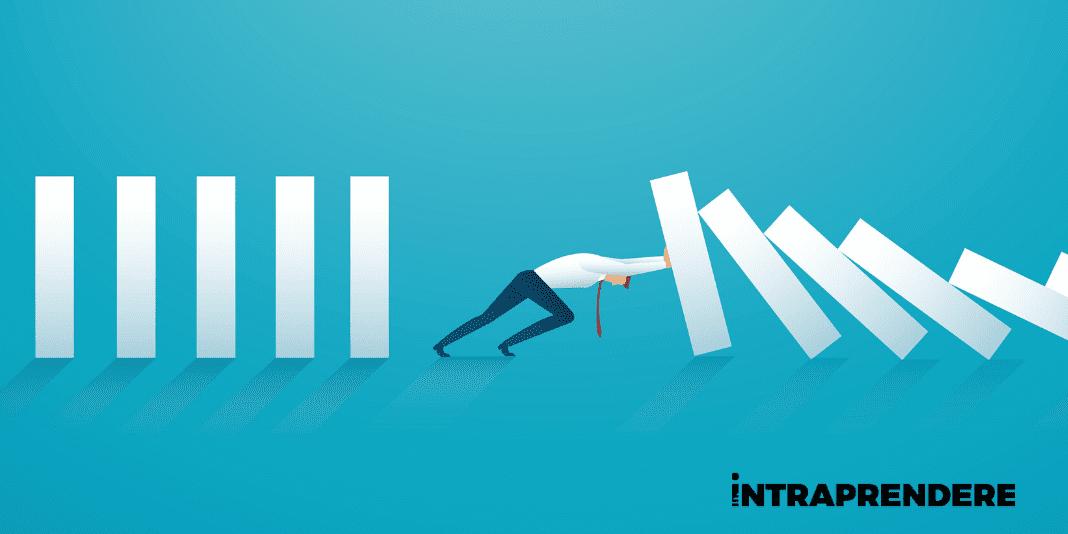 Rischio d'Impresa: i 7 Rischi che Devi Conoscere per Evitare di Uccidere la tua Start-up