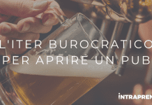 cosa serve per aprire un pub