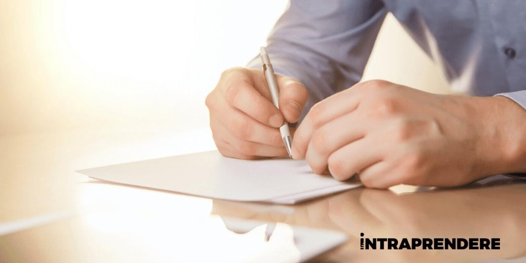 Come Scrivere una Lettera di Dimissioni con Preavviso: Esempio, Fac Simile, Come Funziona e Quando Serve